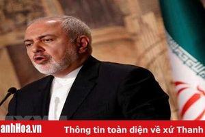 Mỹ áp đặt trừng phạt Ngoại trưởng Iran Mohammed Javad Zarif