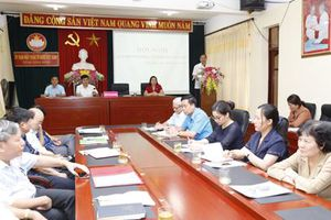 Hội nghị lần thứ hai, Ủy ban MTTQ Việt Nam tỉnh khóa XI, nhiệm kỳ 2019-2024