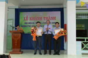 Vinataba: Khánh thành công trình xây dựng giai đoạn 2, Trường Tiểu học Phước Thành B