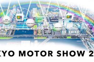 Tokyo Motor Show 2019: Công nghệ và sáng tạo là lối đi cho tương lai