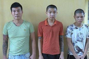 Đi đòi nợ giúp, 5 người bị khởi tố, truy nã
