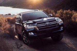 Toyota Land Cruiser bản 'Di sản' giá chỉ ngang bản tiêu chuẩn