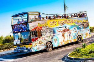 Sẽ có xe buýt 2 tầng đi từ sân bay Tân Sơn Nhất đến Mũi Né, Phan Thiết