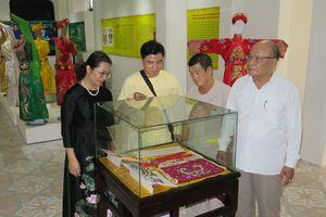 Trưng bày chuyên đề Tín ngưỡng thờ Mẫu ở Huế