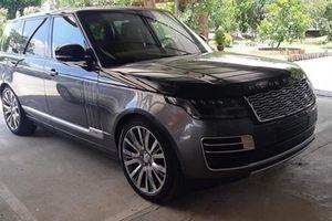 Đại gia Hà Nam tậu Range Rover siêu sang gần 20 tỷ