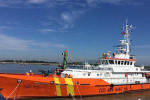 Ứng phó bão số 3 - Wipha: Hải Phòng huy động tàu SAR