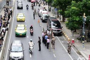Thủ đô Bangkok, Thái Lan rung chuyển bởi hàng loạt vụ nổ bom