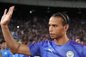 Man City thét giá ngôi sao Leroy Sane cao khủng khiếp