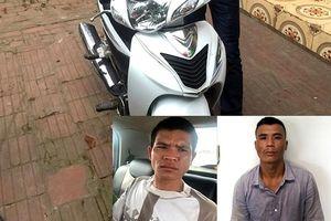 Hà Nội: Người dân cần cảnh giác với tội phạm cướp giật tài sản