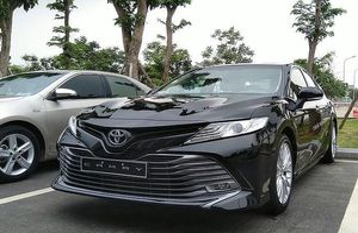 Giá xe ô tô Toyota cập nhật mới nhất tháng 8/2019