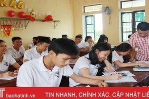 Hà Tĩnh tuyển dụng bổ sung 197 biên chế cho ngành giáo dục