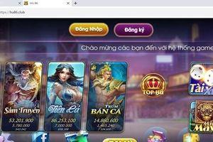 Xuất hiện một sới bạc online trá hình Huvang hoạt động kiểu RikVip