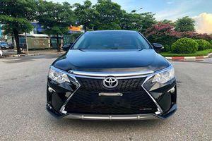 Rộ phong trào độ Toyota Camry thành Lexus ở Việt Nam