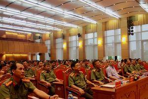 Triển khai thực hiện nội dung Hội nghị TW 10, khóa XII, NQ 35 của Bộ Chính trị