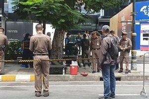 6 quả bom hẹn giờ phát nổ liên tiếp ở Bangkok, có thương vong