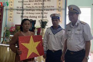 Vùng 3 Hải quân - điểm tựa cho ngư dân vươn khơi bám biển