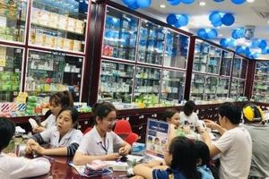 FPT Retail tham vọng mở 470 nhà thuốc Long Châu, doanh thu 4.400 tỷ đồng vào 2021