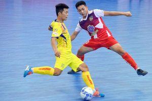 Lịch thi đấu, bảng xếp hạng lượt về Futsal HDBank VĐQG 2019