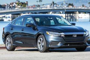 Đánh giá Honda Insight 2019 - đàn anh Civic, đàn em Accord