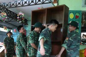 Bộ Tư lệnh BĐBP hỗ trợ 5 tấn gạo cho vùng lũ Thanh Hóa