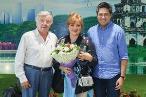 Huyền thoại violin - Nghệ sĩ nhân dân người Nga Viktor Tretyakov đã đến Việt Nam
