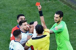 Messi nhận án phạt cực nặng vì 'vạ miệng'