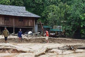 Danh sách 13 người mất tích do mưa lũ tại Quan Sơn, Mường Lát
