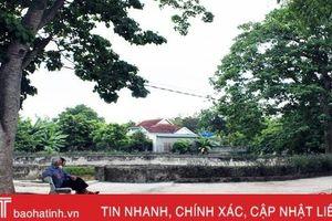 Gìn giữ nếp làng trong xây dựng nông thôn mới ở Hà Tĩnh