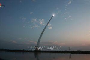 Triều Tiên thông báo thử nghiệm hệ thống phóng rocket năng lực cao