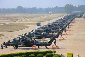 Trung Quốc mở rộng quy mô phi đội trực thăng vũ trang lên tới... 2.000 chiếc