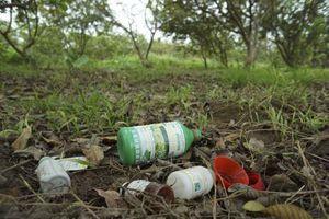 Giảm tác hại từ rác thải thuốc bảo vệ thực vật