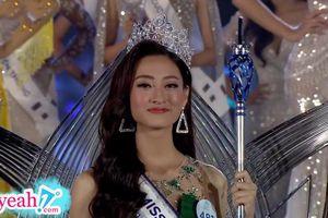 Người đẹp Lương Thùy Linh đăng quang Miss World Việt Nam 2019