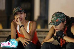 Cuộc Đua Kỳ Thú chặng 5: Minh Triệu 'ức' đến phát khóc, Kỳ Duyên 'cân team' một mình thực hiện thử thách