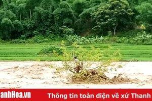 Huyện Quan Sơn: Nhiều bản bị cô lập, 11 người chưa thể liên lạc