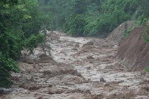 Nhiều nơi ở Thanh Hóa ảnh hưởng nặng nề do cơn bão số 3