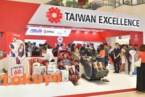 Trải nghiệm cuộc sống tuyệt vời tại 'Ngày hội Taiwan Excellence Day'