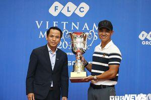 Trần Lê Duy Nhất vô địch FLC Vietnam Masters 2019