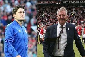 Chuyển nhượng bóng đá quốc tế ngày 4-8: Sir Alex vui mừng khi MU có Harry Maguire