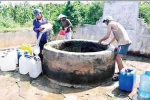 Phú Yên: Hơn 4.000 hộ dân thiếu nước sinh hoạt trầm trọng