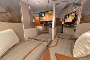 Giường nằm hạng thương gia 'Galaxy' của AirGo có gì đặc biệt?