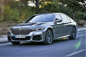 BMW 7-Series thế hệ tiếp theo sẽ có phiên bản i7 chạy điện