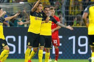 'Thần đồng nước Anh' giúp Dortmund đoạt Siêu cúp Đức