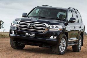 Hàng loạt xe ăn khách của Toyota bị kiện vì khí thải