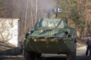 Soi chiếc 'taxi chỉ huy' Thái Lan hợp tác Ukraine sản xuất