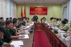 BĐBP Hà Giang và Cục Quản lý thị trường tỉnh Hà Giang ký kết quy chế phối hợp