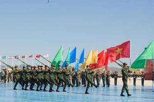 Tinh thần và ý chí Việt Nam trên 'đấu trường' quân sự quốc tế