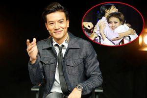 Hiếu Nguyễn lên tiếng bênh vực vợ trẻ kém 30 tuổi của danh hài Lê Huỳnh