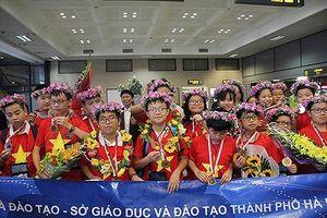 Hà Nội đăng cai tổ chức Olympic Toán học và Khoa học quốc tế 2019