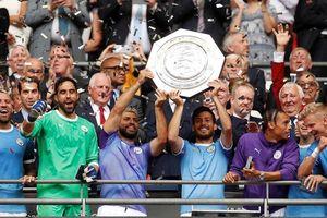 Thắng Liverpool ở loạt 'đấu súng', Man City giành Siêu Cup nước Anh