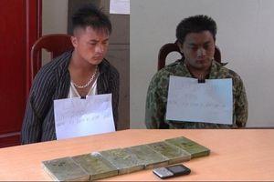 Điện Biên: Hai anh em mang ma túy đi bán